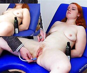 دختر داستان شهوتی جدید از licks بیدمشک از یک ورزش نوجوان